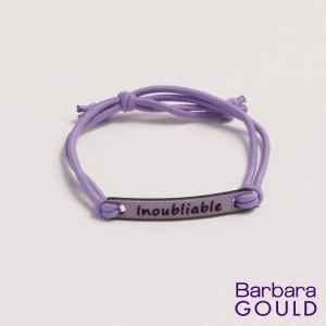 Bracelet inoubliable